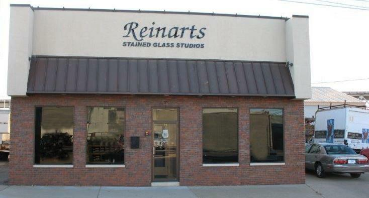 Reinarts Stained Glass office building