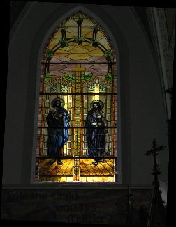 The complete window